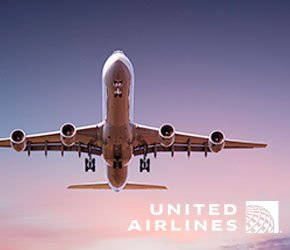 Vuelos con/ United Airlines